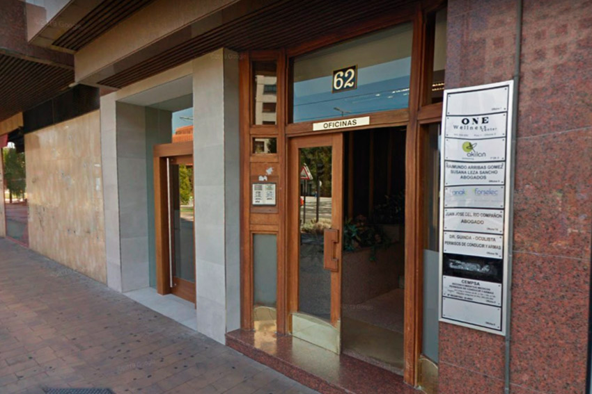 Oficinas cempsa Vitoria Gasteiz